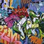 Graffiti en Harlem