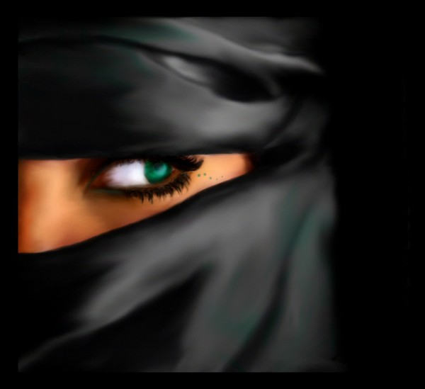 Hermosos ojos árabes (2)