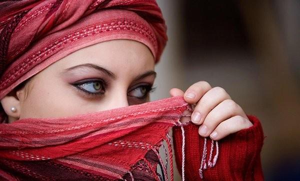 Hermosos ojos árabes (3)
