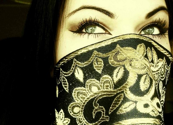 Hermosos ojos árabes (4)