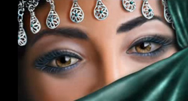 Hermosos ojos árabes (5)