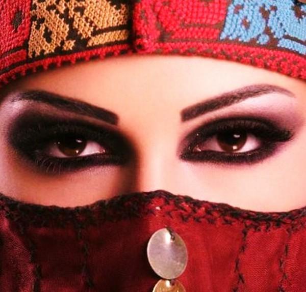 Hermosos ojos árabes (6)