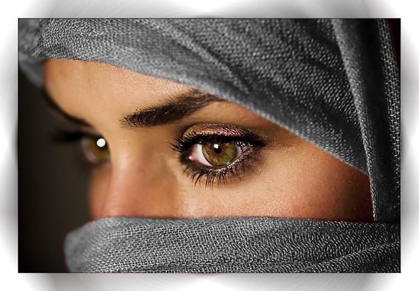 Hermosos ojos árabes (7)