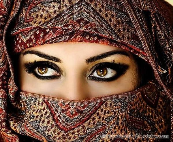 Hermosos ojos árabes (8)