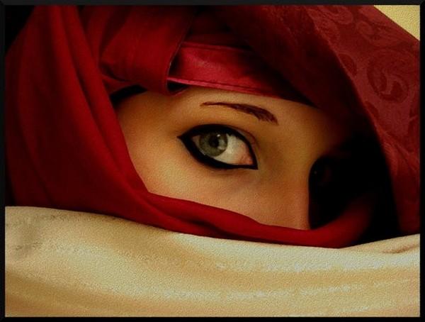 Hermosos ojos árabes (9)