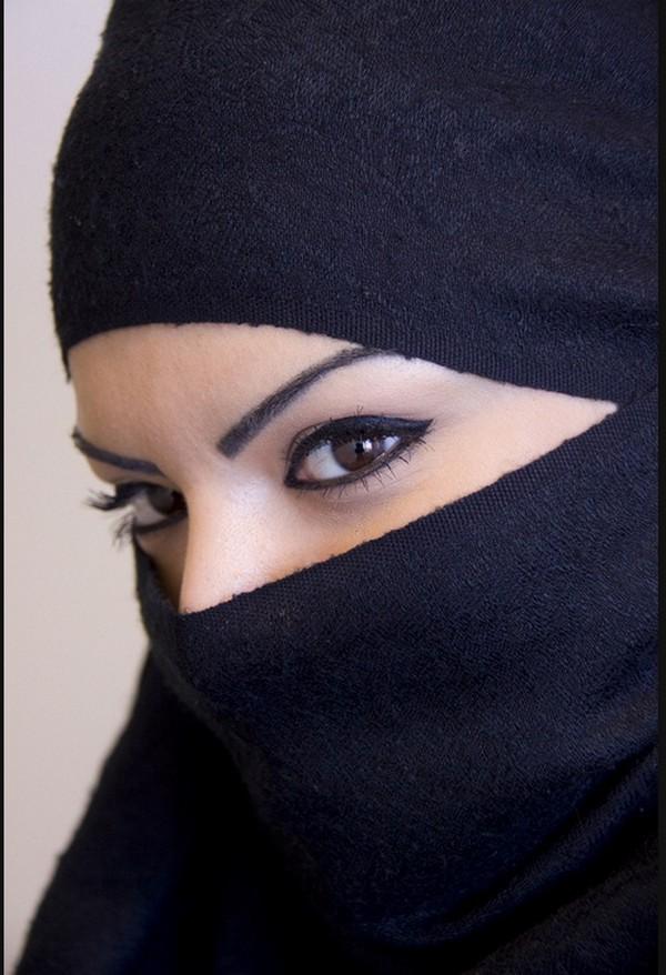 Hermosos ojos árabes (11)