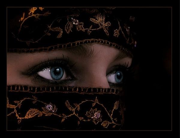 Hermosos ojos árabes (12)