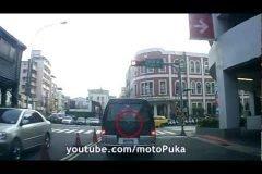 Choques y accidentes de motos en Asia