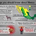 Cosas que deberías saber sobre México