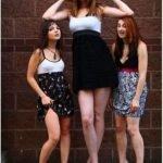 Mujeres altas