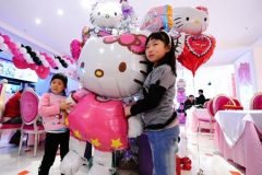 Restaurante Hello Kitty (1)