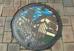 Tapas de alcantarillas en Japón (1)