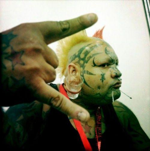 Tattoo Show en Venezuela (1)