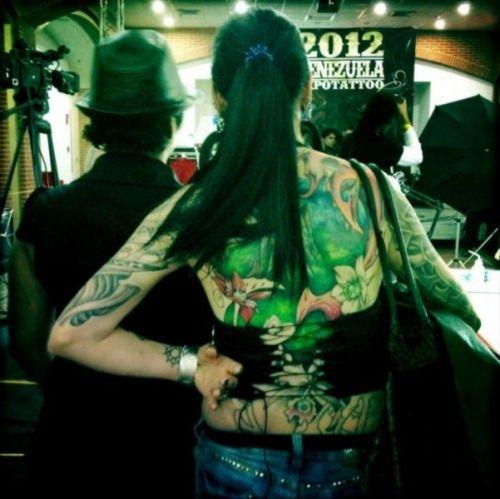 Tattoo Show en Venezuela (4)