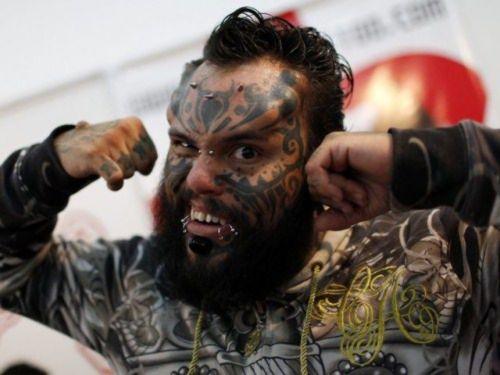 Tattoo Show en Venezuela (7)