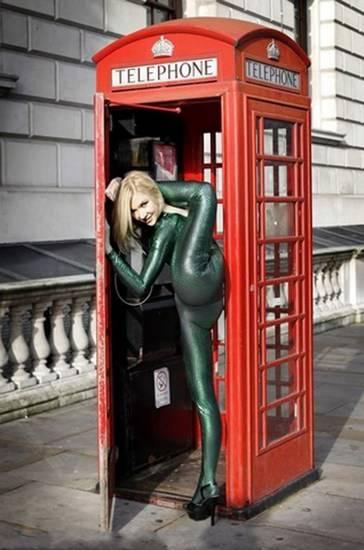 Zlata, la persona más flexible del mundo (5)