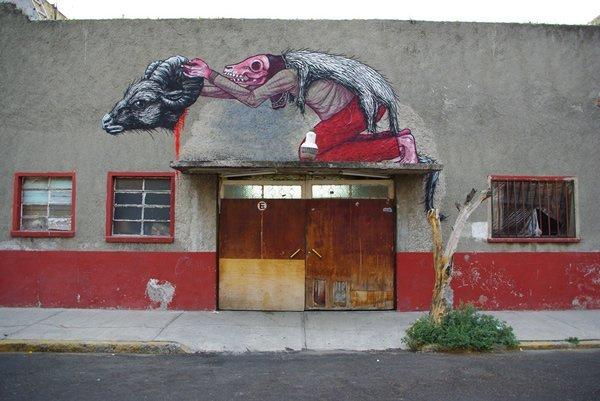 Graffiti Animales (3)