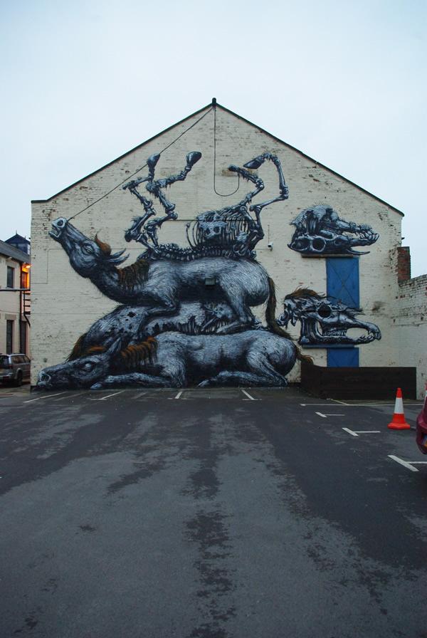 Graffiti Animales (2)