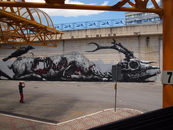 Graffiti Animales (7)