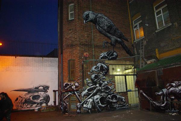 Graffiti Animales (16)