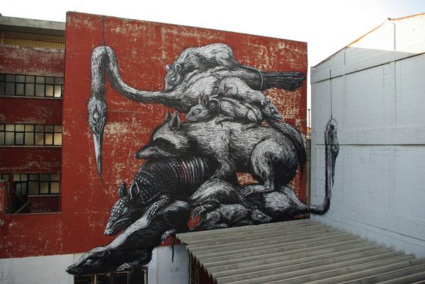Graffiti Animales (15)