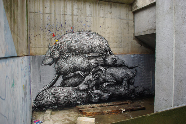 Graffiti Animales (18)