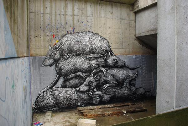 Graffiti Animales (18)