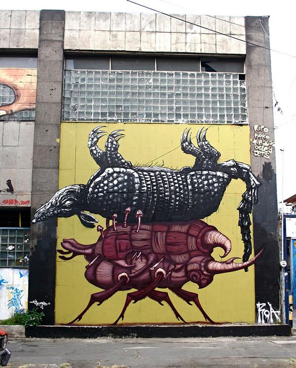 Graffiti Animales (20)