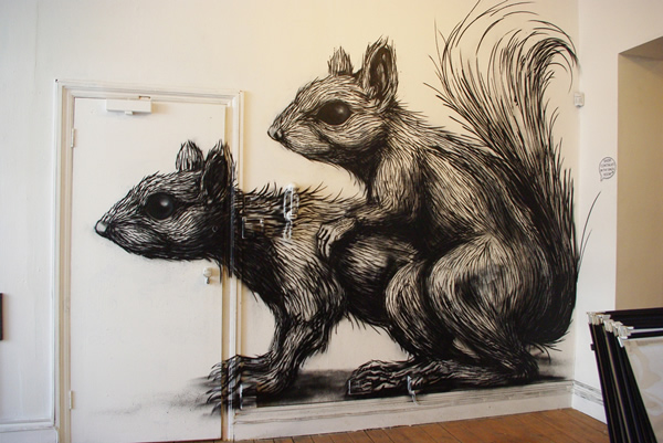 Graffiti Animales (30)