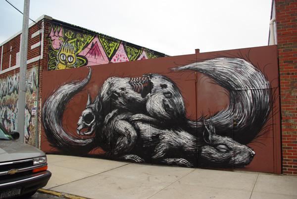 Graffiti Animales (36)