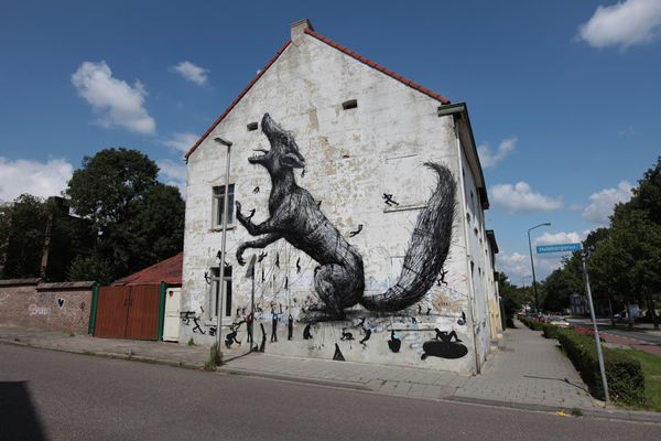 Graffiti Animales (42)