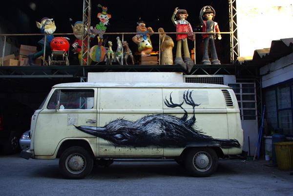 Graffiti Animales (46)