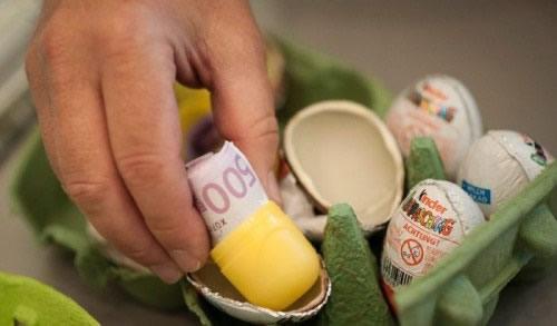 Esconder Dinero (7)