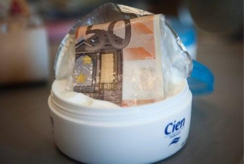Esconder Dinero (4)