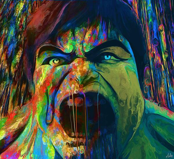 Arte Pop Psicodélico (5)