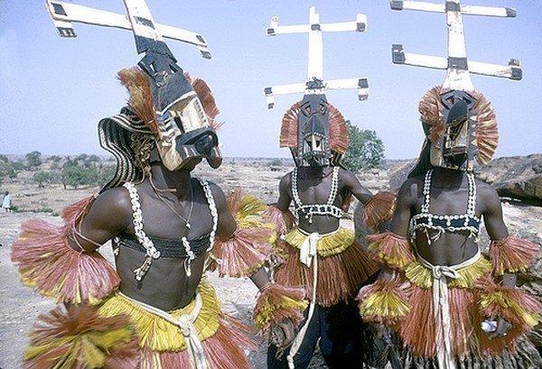 máscaras en África (1)