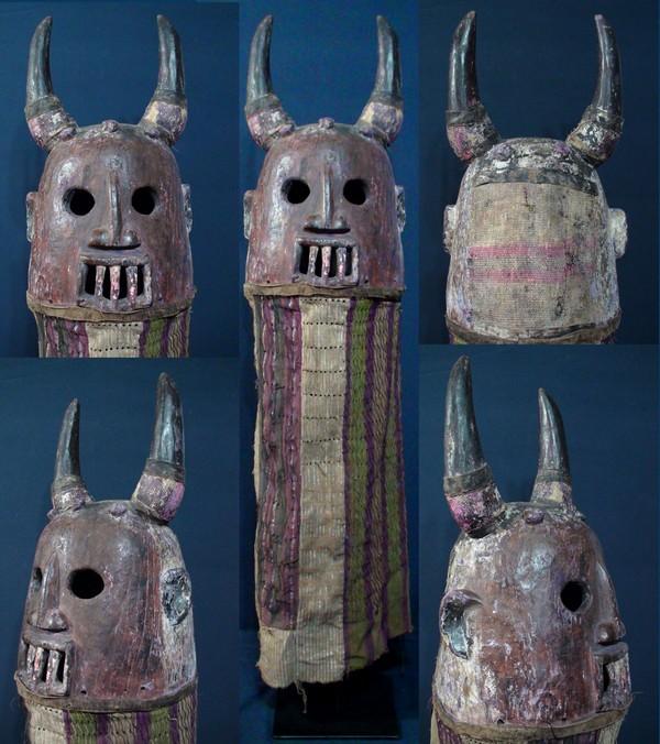 máscaras en África (2)