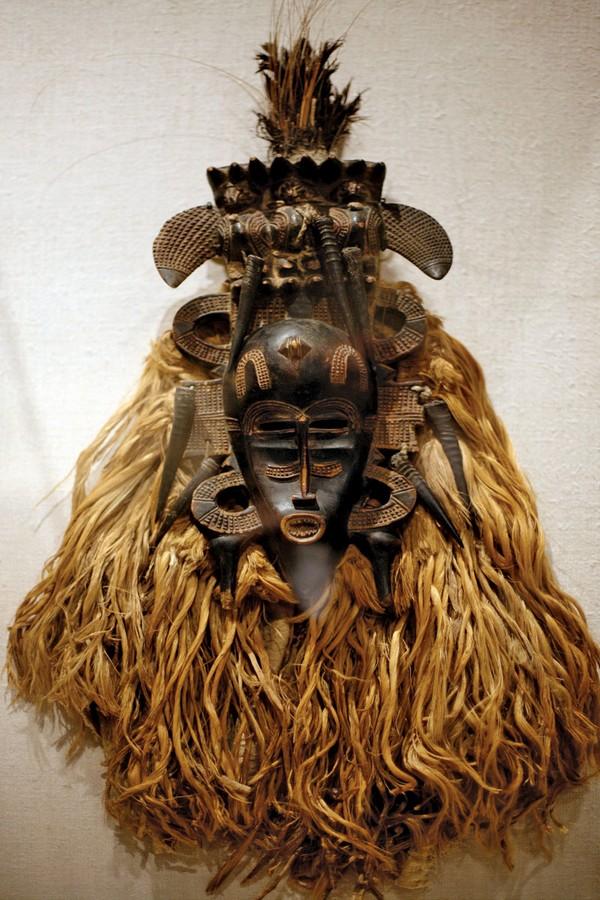 máscaras en África (4)