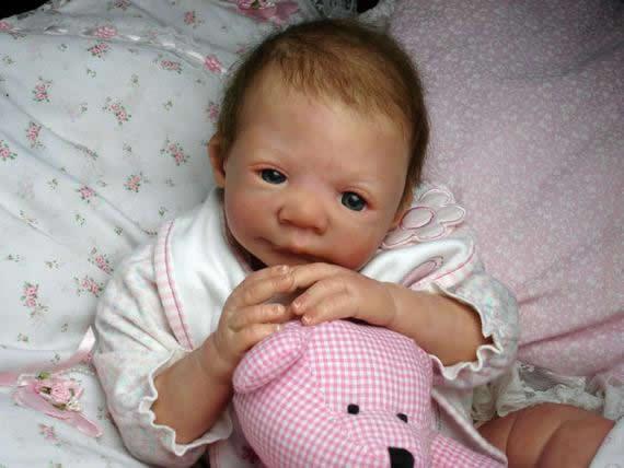 Muñecas reborn, totalmente realistas Munecas-realistas-reborn05