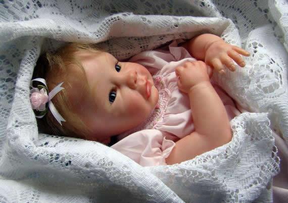 Muñecas reborn, totalmente realistas Munecas-realistas-reborn06