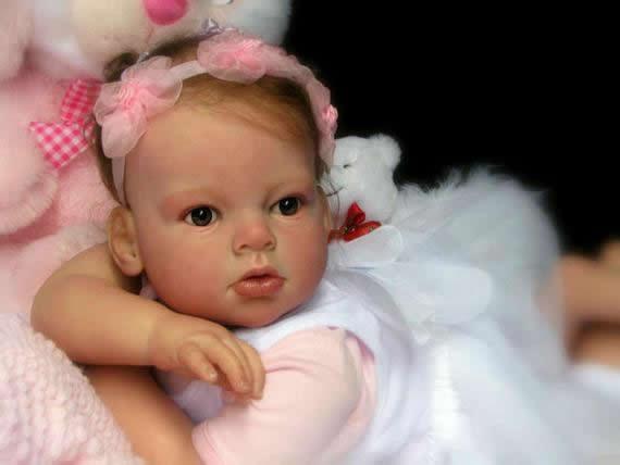 Muñecas reborn, totalmente realistas Munecas-realistas-reborn13
