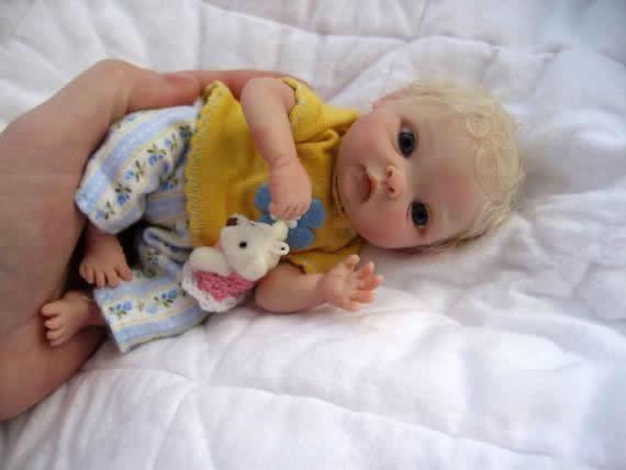 Muñecas reborn, totalmente realistas Munecas-realistas-reborn21