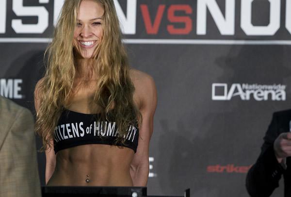 Ronda Rousey (18)