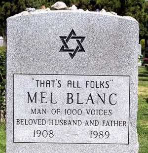 lapida Mel Blanc
