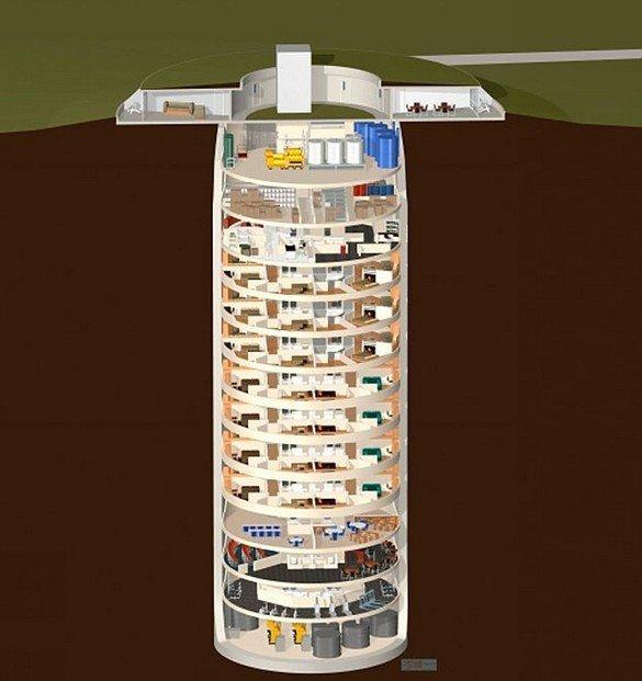 Refugio Bunker 1