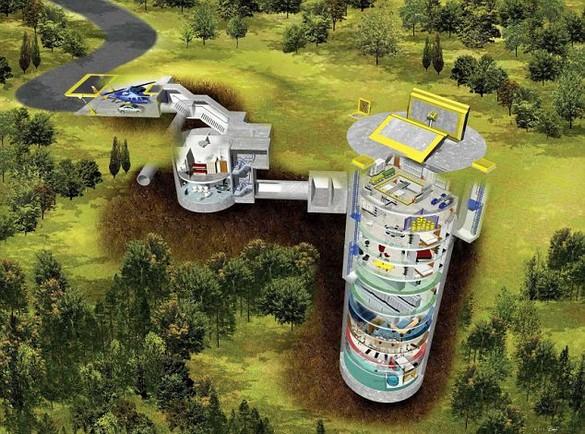 Refugio Nuclear