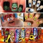 Decoración de uñas + creatividad