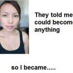 Chica de los mil rostros