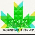 Legalización de la marihuana – Going Green