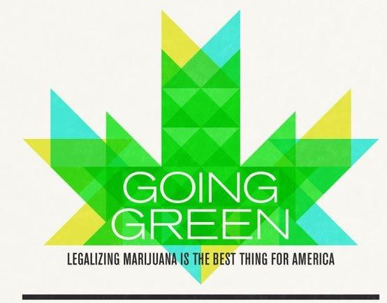 Legalización de la marihuana - Going Green